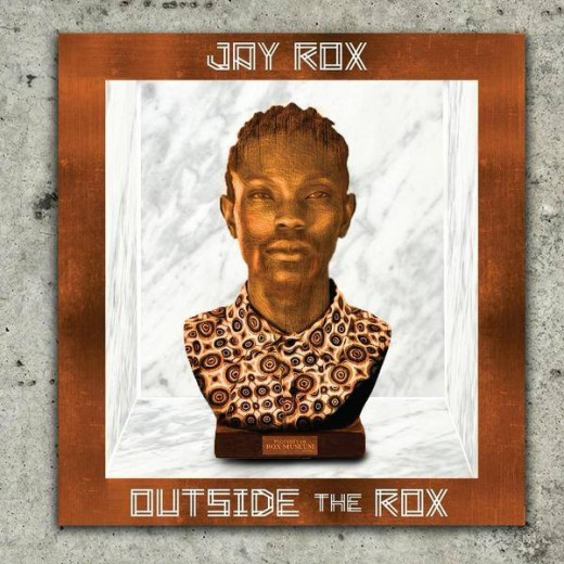 Official Jay Rox - Outside The Rox artwork by Creata