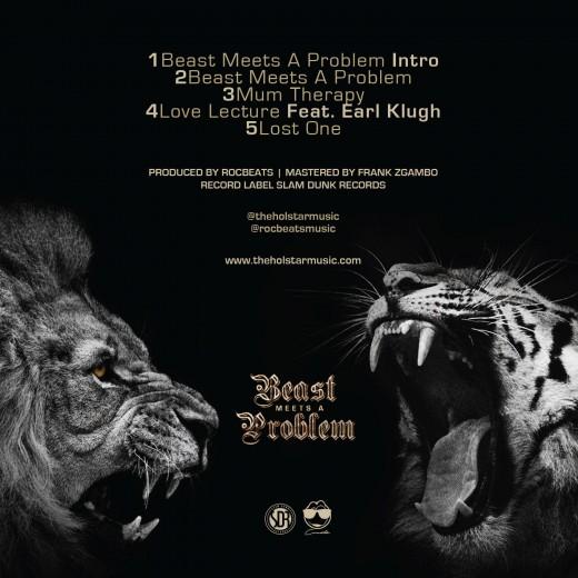 Beast Meets A Problem Tracklisting and Credits
